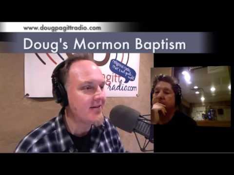 Doug Pagitt Radio | Doug's Mormon Baptism | 12/11/11