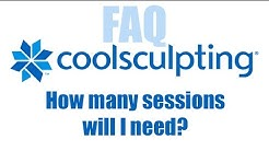 CoolSculpting FAQ Video -  How Many Treatments