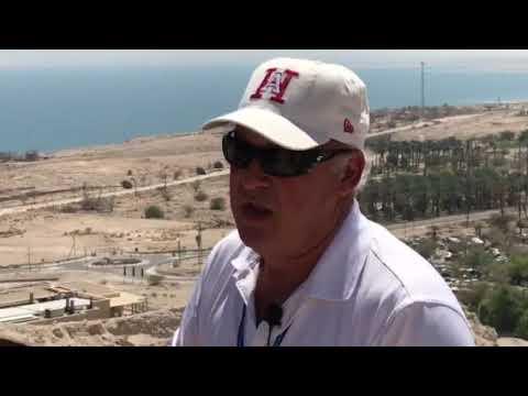 Correll Israel Trip 2018 - Masada