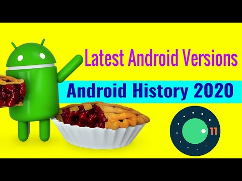 New Android Versions And   Android History 2019(updated) RaselTalk