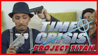 TIME CRISIS PROJECT TITAN - Les Invités de Game