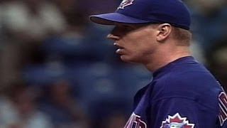 TOR@TB: Halladay tallies first Major League strikeout