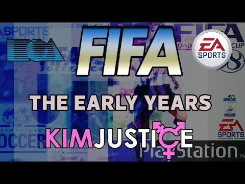 The Early Years Of FIFA And The Brilliance Of Road To World Cup '98 (PS1) - Kim Justice