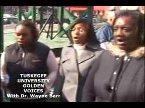 TU University Choir Celebrates MLK B