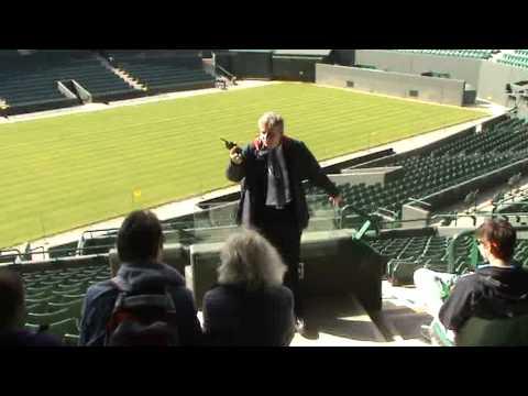 The All England Lawn Tennis Club, Wimbledon Guided Tour