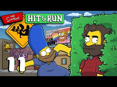 Simpsons Hit and Run | Let's Play Ep. 11 | Super Beard Bros.