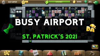 Diggys Adventure Christmas 2021 Local Airport Busy Airport 2 St Patrick S 2021 Diggy S Adventure Youtube