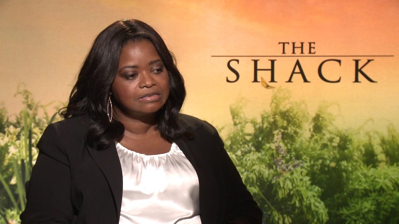 Octavia Spencer Talks The Shack With Blackfilm.com - YouTube