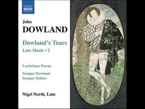Dowland : Lachrimae Pavan