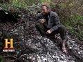 Alone: Lucas Finds a Shell Midden (Season 1, Episode 1)   History