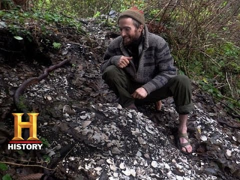 Alone: Lucas Finds a Shell Midden (Season 1, Episode 1) | History