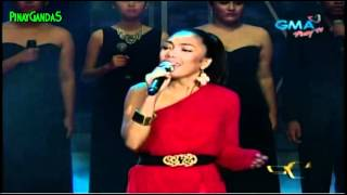 "Party Pilipinas [University] - VOX ""JOnalyn Viray""  Kahit Kailan  = 6/24/12"