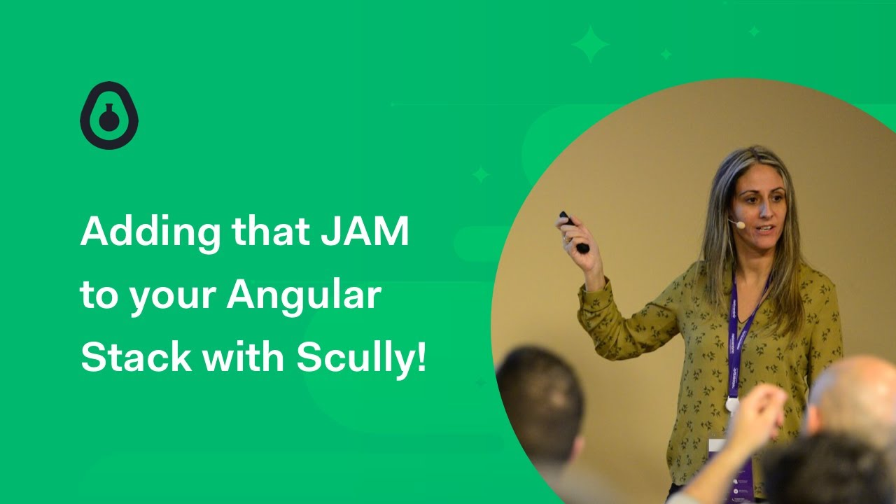 Adding JAMStack to your Angular Application with Scully! - Natalia Venditto