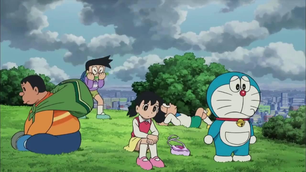 [Trailer] Doreamon: Nobita và Nước Nhật Thời Nguyên Thuỷ 2016