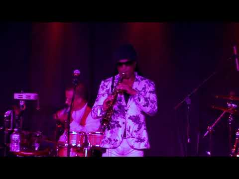 Marion Meadows 'Soul Traveler' @The Ludlow Garage, Cincinnati, Oh.