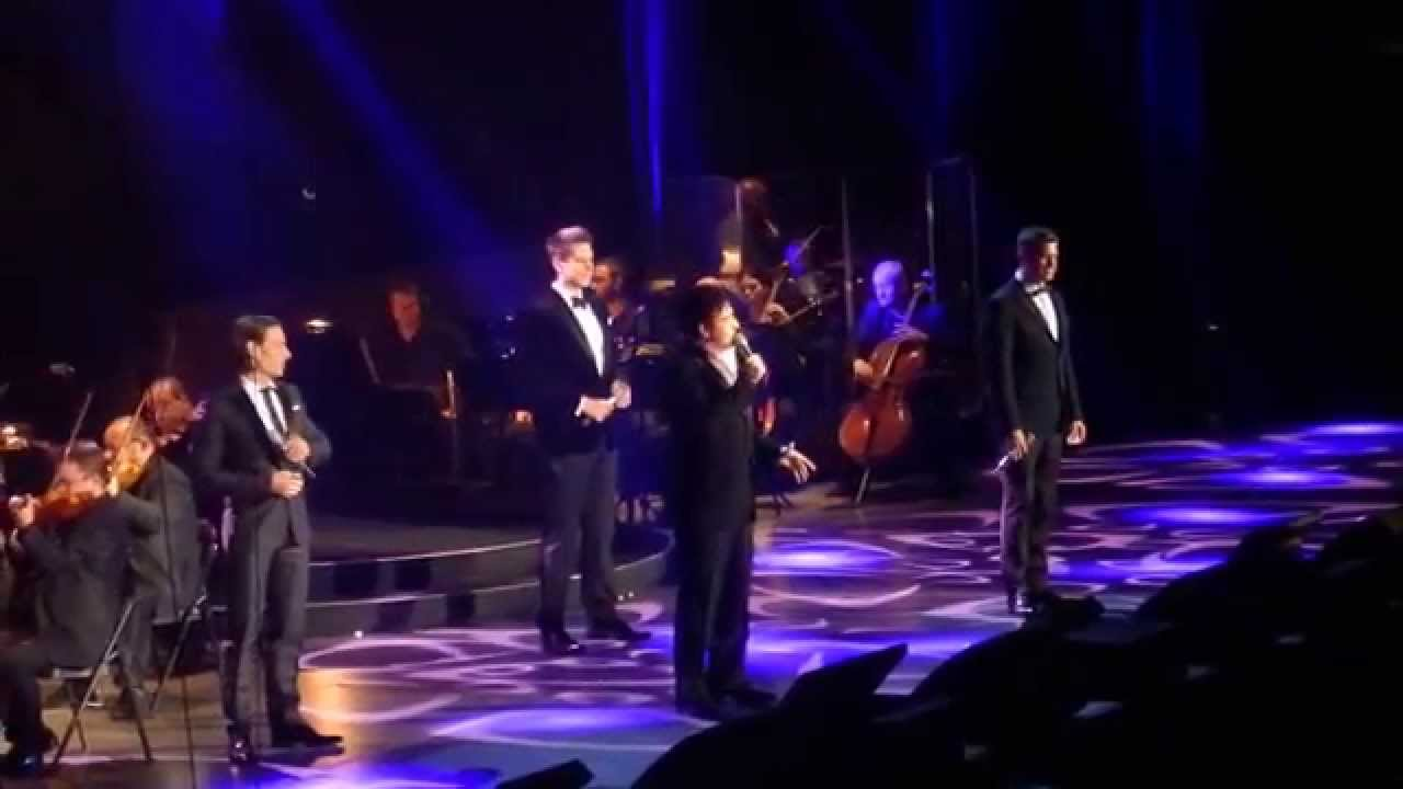 Il divo i will allways love you ziggo dome amsterdam - Il divo man you love ...
