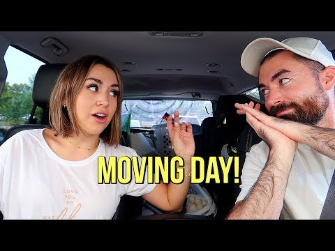MOVING IN TO OUR NEW HOUSE! | ALEX AND MICHAEL