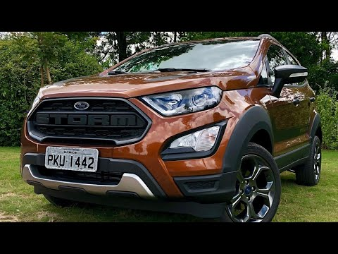 2019 New Ford EcoSport Storm AWD - The Perfect Compact SUV !!