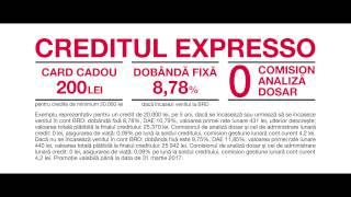 Creditul de nevoi personale Expresso - Fără Adeverinţă de venit(, 2017-02-17T08:34:06.000Z)
