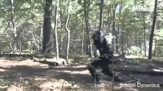 #شيء_تك: روبوت Boston Dynamics يتجول في الغابة