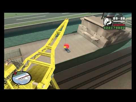 GTA San Andreas: Import/Export List #1 HD