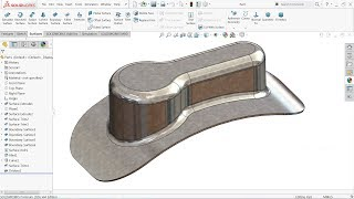 SolidWorks Surface Tutorial | Basics of Solidworks Surface