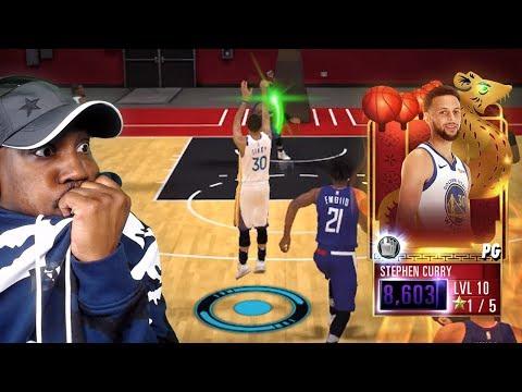 8600 PWR ONYX CURRY SHOOTING DEEP 3-POINTERS! NBA 2K Mobile Season 2 Gameplay Ep. 17