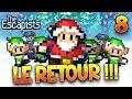 The Escapists (NOEL) - Ep.8 : LE RETOUR - Let's Play par TheFantasio974 FR HD