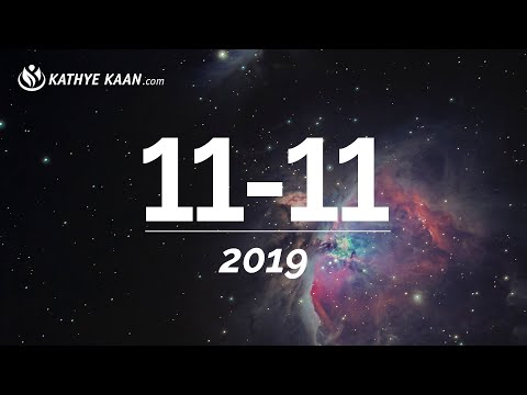 11 - 11 November 2019 | The Mystic have begin | All Portals will be opened