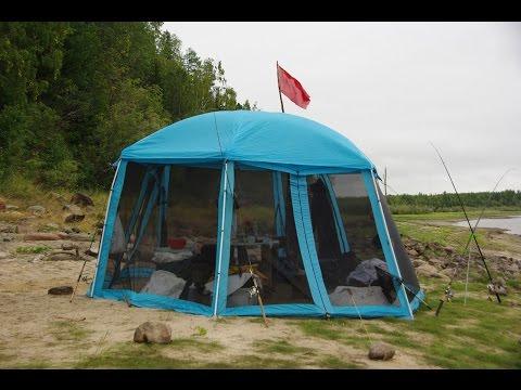 отдых в палатке видео Видео лучшее