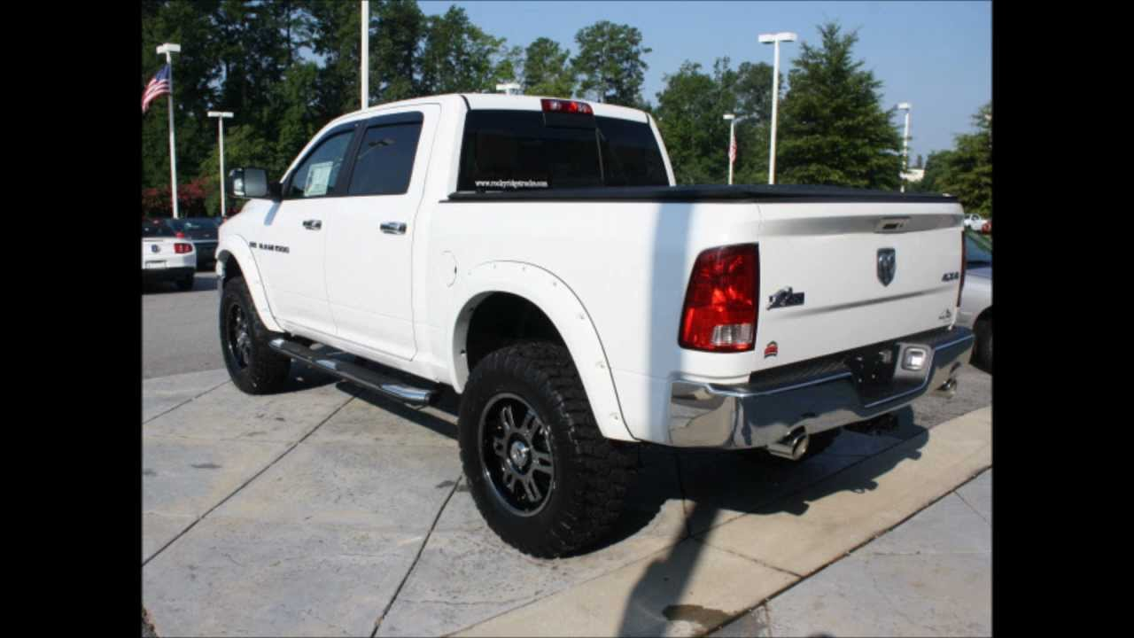2012 ram 1500 big horn rocky ridge altitude conversion for sale youtube. Black Bedroom Furniture Sets. Home Design Ideas