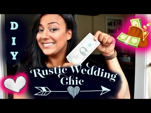 How to Plan a DIY Wedding Under $6k!!!!!