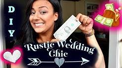 How to Plan a DIY Wedding Under $6k!!!!!