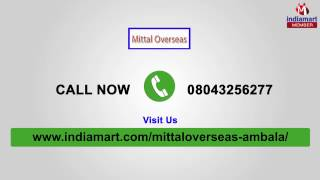 Glass Tube And Smoking Pipe by Mittal Overseas, Ambala