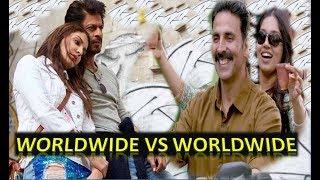 Akshay Kumar Toilet Ek Prem Katha Vs Shah Rukh Khan Jab Harry Met Sejal Movie Box Office Collection