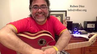 Missing lessons ? This is for you (flamenco guitar lessons Paco de Lucia´s style, Skype Ruben Diaz)