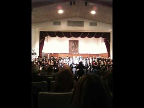 Newbury Park Adventist Academy Concert Choir