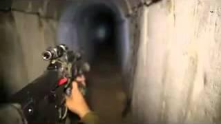شاهد لحظة اكتشاف واقتحام الجيش الإسرائيلي لنفق حماس بخانيونس thumbnail