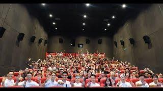 Đoàn Phim Lật Mặt: Nhà Có Khách giao lưu tại rạp ngày 13/04/2019