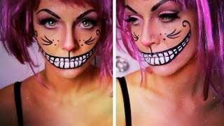 Halloween Tutorial: Cheshire Cat