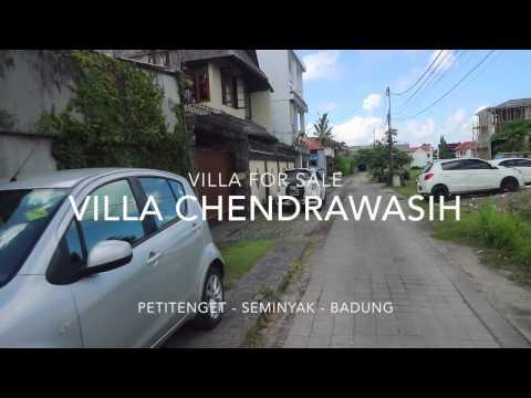 Villa For Sale: Petitenget, Seminyak, Bali (Tour Video)
