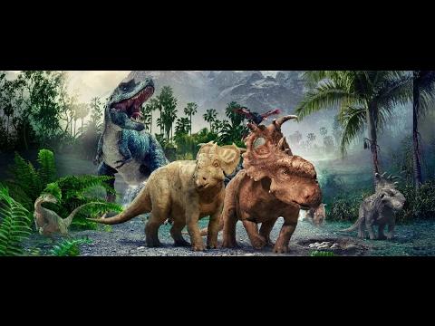 Caminando con dinosaurios La Película 3D - Saint Seiya