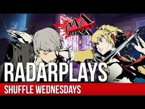 Persona 4 Arena - RadarPlays