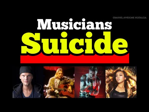 Musicians Who Committed Suicide