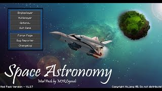 Minecraft - Space Astronomy Modpack - Let's Play S1 E10 - ME System done! Still no Alumite Hammer!