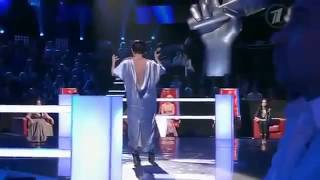 Шоу Голос, Первый канал, Севара Назархан Там, где нет меня