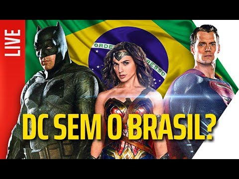 O que seria da DC sem o Brasil? | OmeleTV AO VIVO