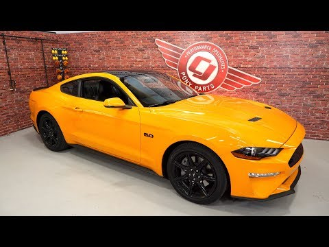 "2018 Mustang GT 10-Speed Automatic: CJ's New Project ""Cheese Whiz"" Intro"