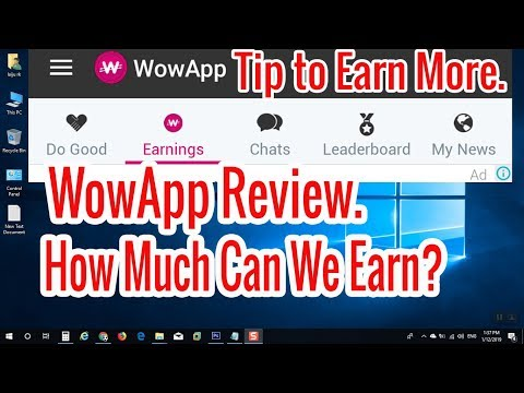 WowApp Review 2019. How To Use Wow App?  Can You Really Make Money Online Using Wowapp?