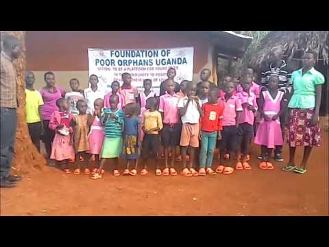 35 orphans in Uganda receive life-changing gifts!